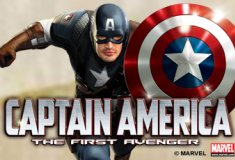 Online slot machines Captain America