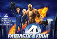 Online slot machines Fantastic 4