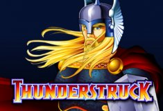 Online slot machines Thunderstruck