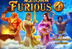 Online slot machines Furious 4: Age of the gods