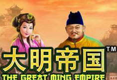 Online slot machines The Great Ming Empire