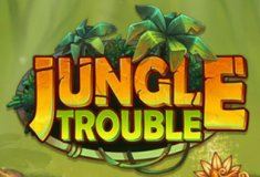 Online slot machines Jungle Trouble