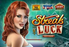 Online slot machines Streak of Luck