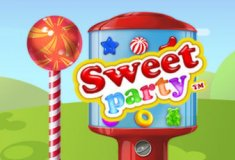 Online slot machines Sweet Party