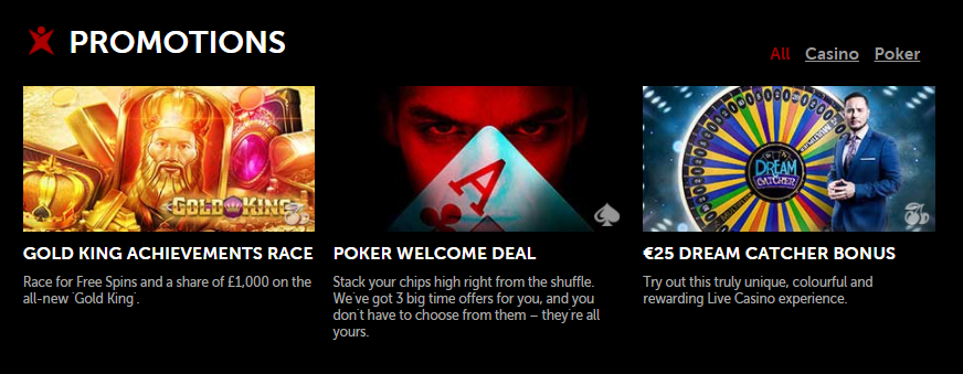 Betsafe casino promotions and bonuses
