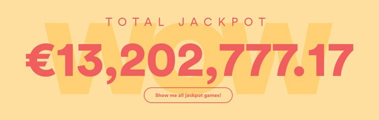 Casumo casino jackpots