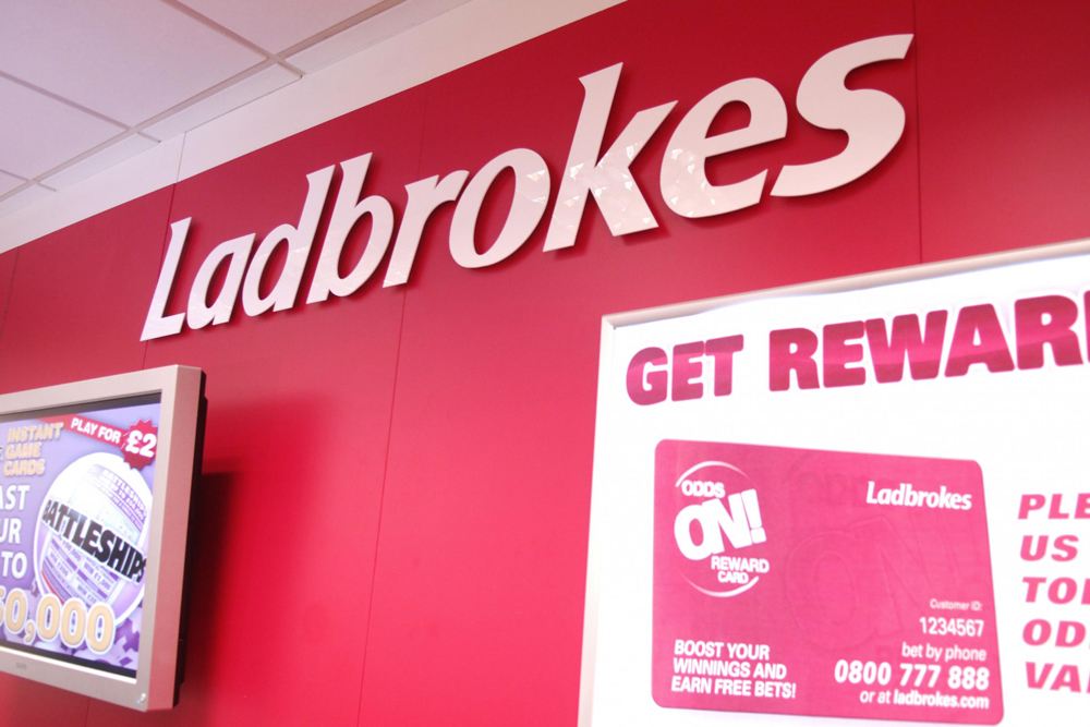 Ladbrokes Announces Staff Layoffs