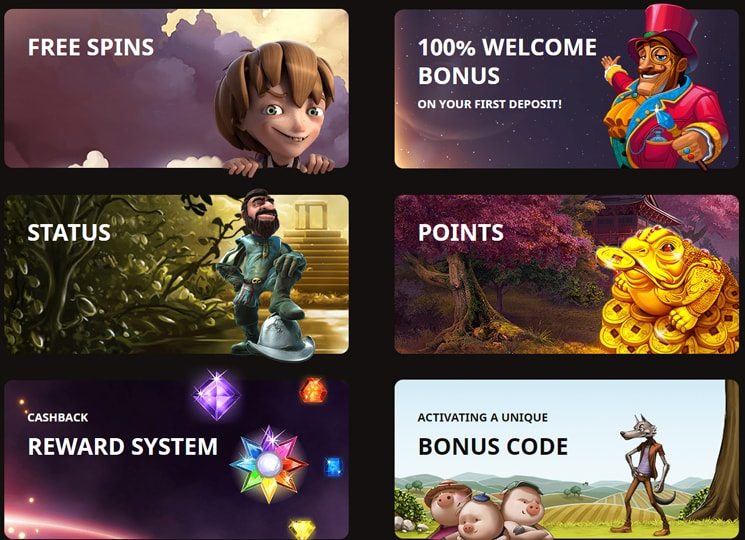 Play Fortuna Bonus program