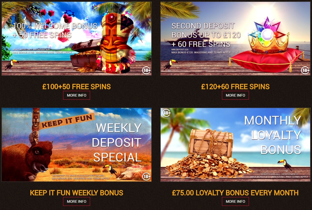 Caribic Casino Live Games and Slots