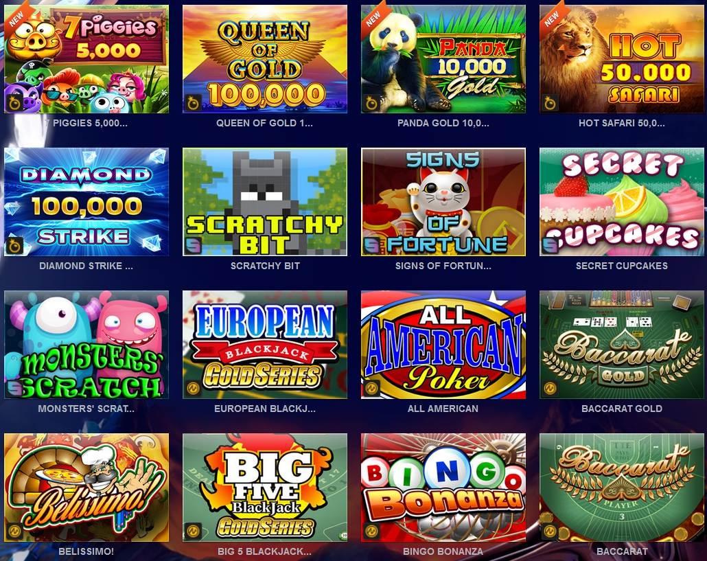 ZigZag777 Slot Games