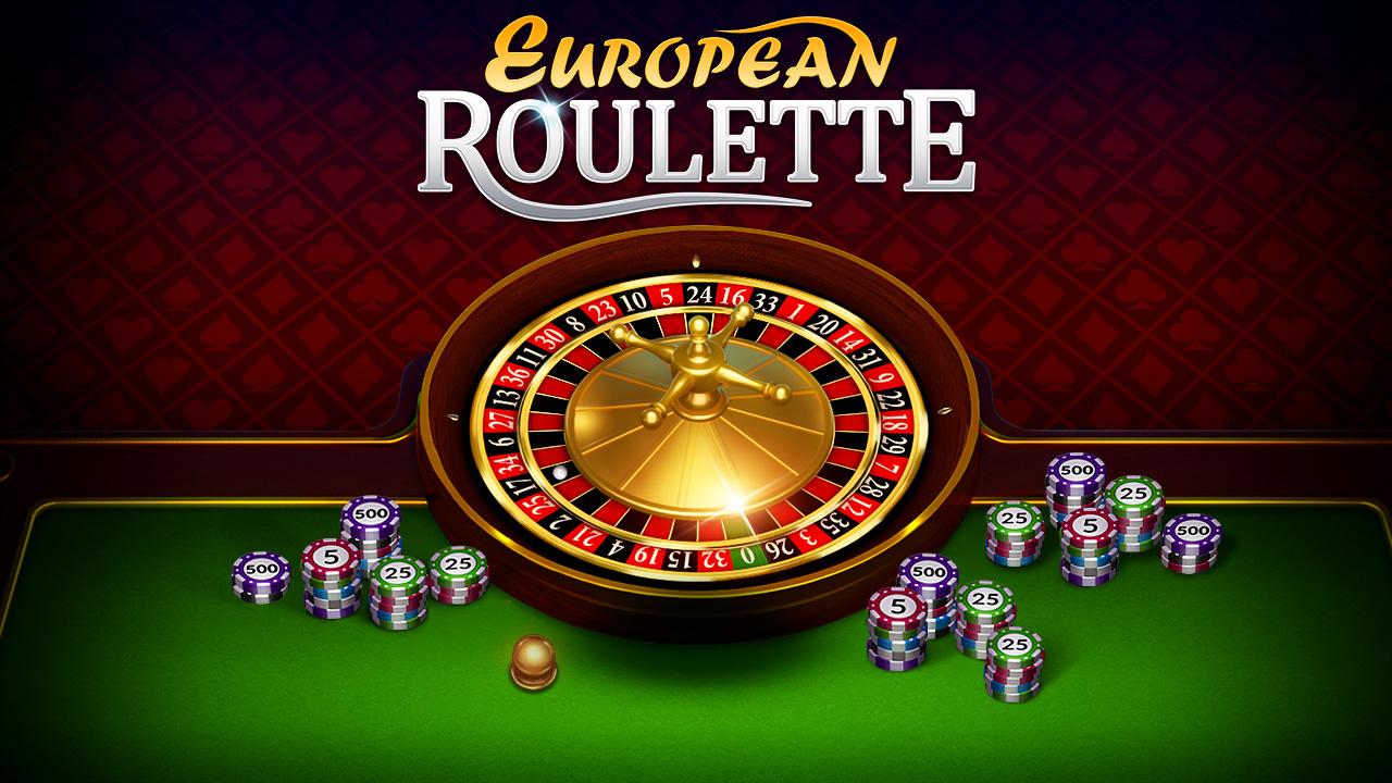 Roulette european online free