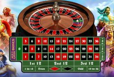 Online slot machines Age of the Gods: Roulette