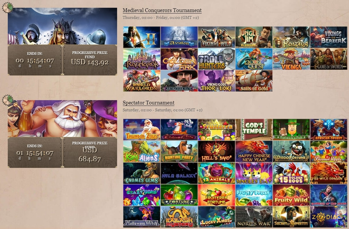Best gaming club Joy casino