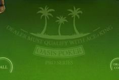 Online slot machines Oasis Poker PRO