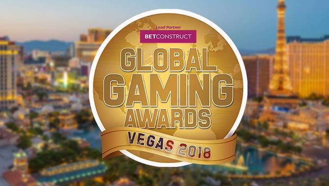 The Global Gaming Awards Las Vegas categories