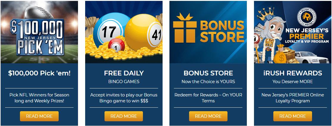 SugarHouse Casino Promotions