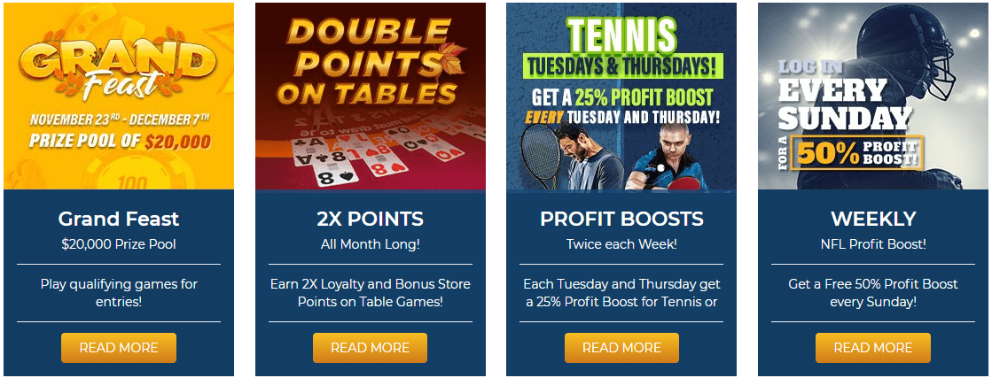 Exciting Daily and Weekly SugarHouse Casino Promotions
