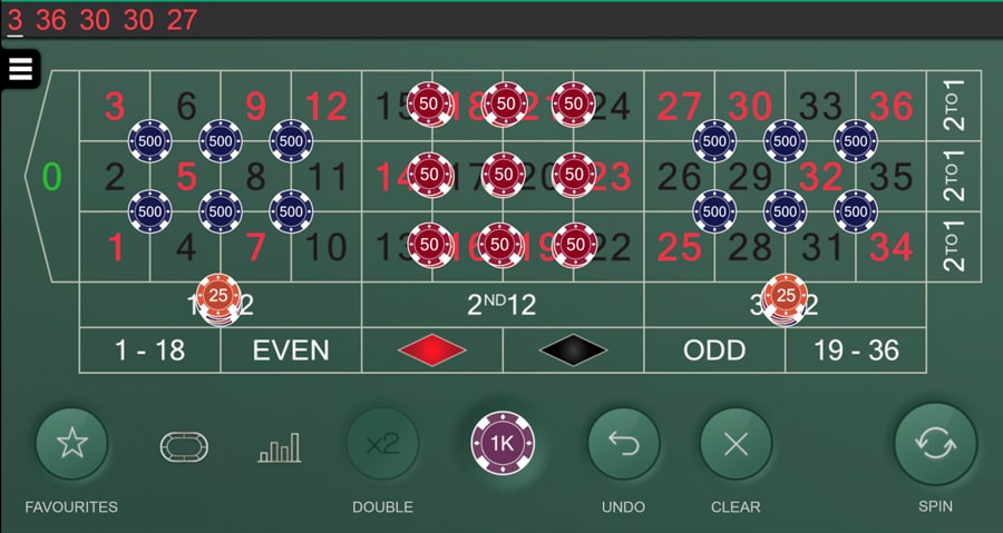 live roulette online free play